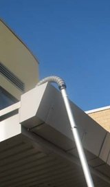 Gutter cleaning service - Bride Valley